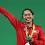 Weightlifter Hidilyn Diaz wins Philippines' first-ever Olympic gold, to get over P50-M reward