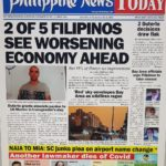 SPECIAL REPORT: Philippines sinking to low end of Third World countries